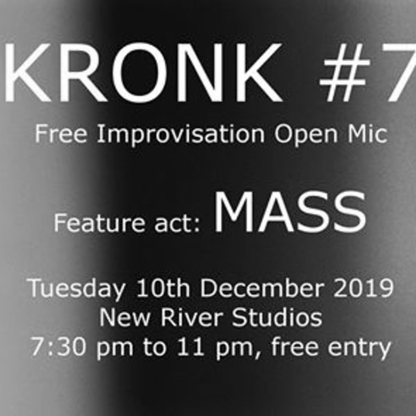 Skronk #75 at New River Studios promotional image