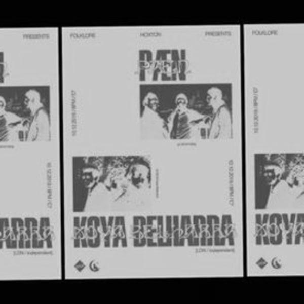 Koya Belharra & PÆN // Folklore at Folklore promotional image