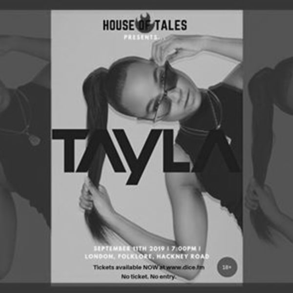 TAYLA at Folklore promotional image
