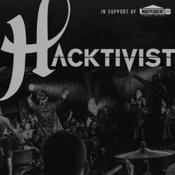 Hacktivist at New Cross Inn promotional image