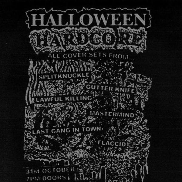 Halloween Hardcore // Splitknuckle // Gutter Knife + MORE at New River Studios promotional image