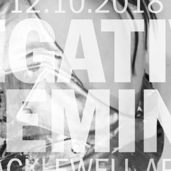 Parallel Lines presents: Negative Gemini at Shacklewell Arms promotional image