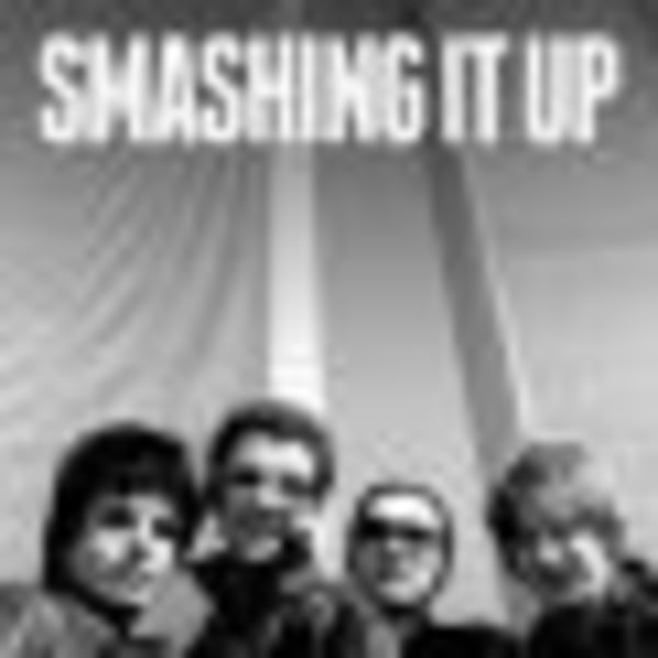 Smashing It Up + (A Decade of Chaos With The Damned) + Kieron Tyler + Tony Bugbear And Julie Hamill + The Dublin Castle Rock And Roll Book Club at Dublin Castle promotional image