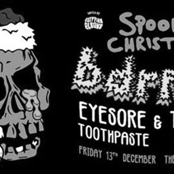 Bdrmm / Eyesore & The Jinx / Toothpaste / Ttrruuces at The Victoria promotional image