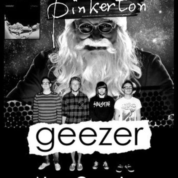 Geezer (Weezer Tribute) - Playing 'Pinkerton' In Full at New Cross Inn promotional image