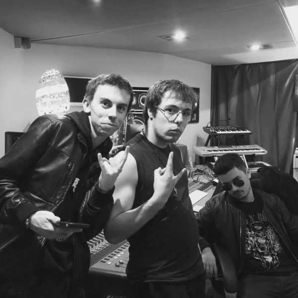INDIE ROCK - The Louzada + Wyte + Anna ACE + Bubbzie Bangers at The Fiddler's Elbow promotional image