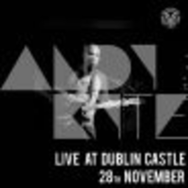 Andy Kyte at Dublin Castle promotional image