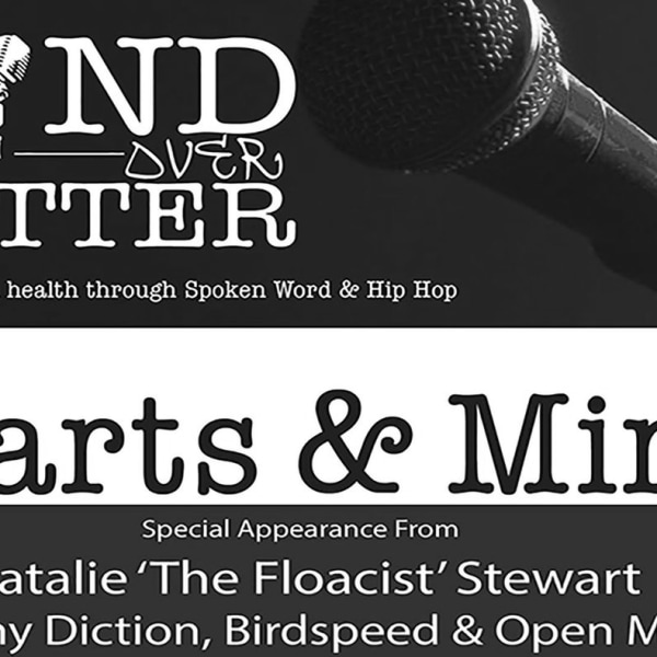 Mind Over Matter: Hearts & Minds at The Fiddler's Elbow promotional image