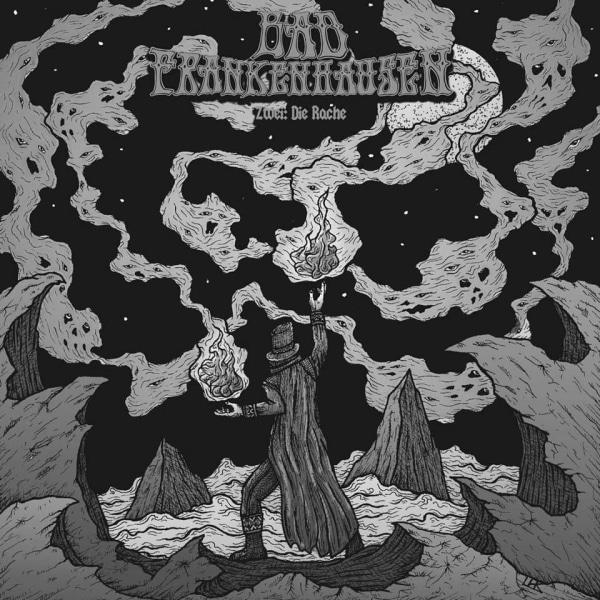 Bad Frankenhausen + THRONE + Gurn + Explode The TV at The Fiddler's Elbow promotional image