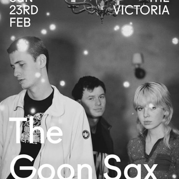 Bird On The Wire presents: The Goon Sax | The Victoria at The Victoria promotional image