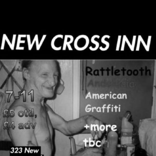 Rattlelucia & co at New Cross Inn at New Cross Inn promotional image
