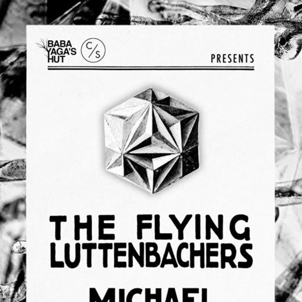 The Flying Luttenbachers + Michael at The Old Blue Last promotional image