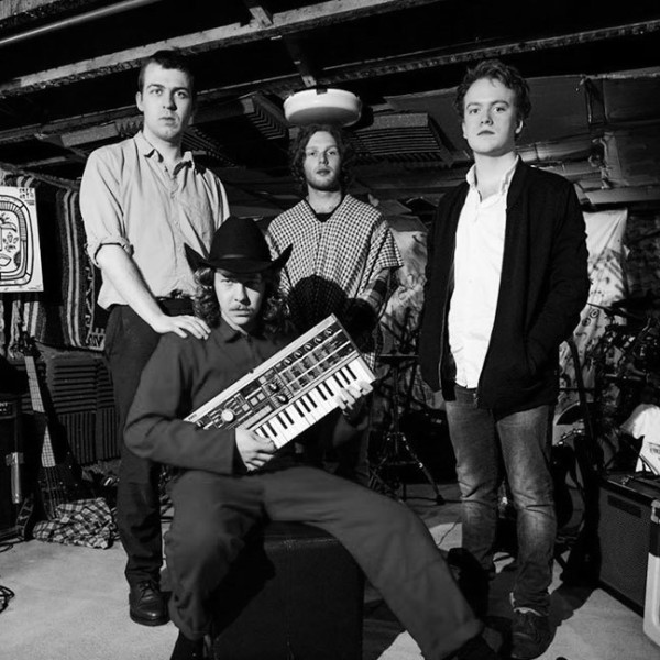 Parallel Lines Presents: Lice at Sebright Arms promotional image