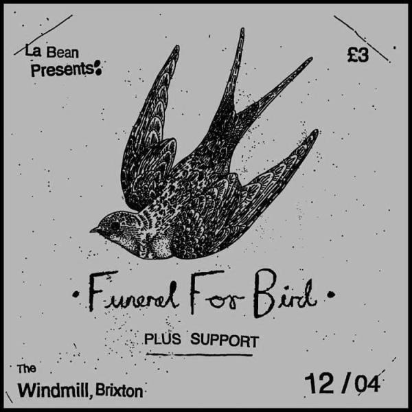 Funeral For Bird + Daudi Matsiko + Mathilde Battaillé, + Avice Caro  at Windmill Brixton promotional image