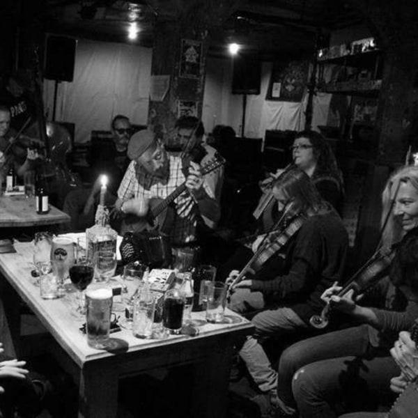The No Frills Folk Club  at Windmill Brixton promotional image