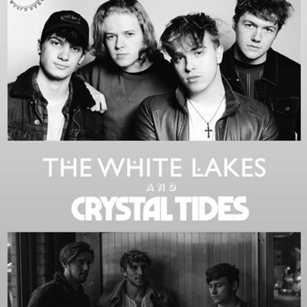 FP present Crystal Tides & The White Lakes @ The Old Blue Last at The Old Blue Last promotional image