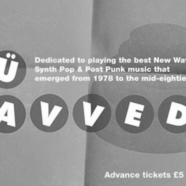 Nü Wavved at Shacklewell Arms promotional image