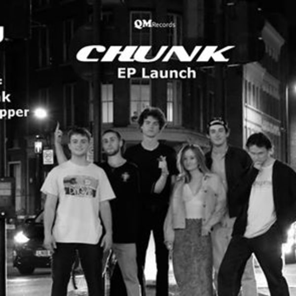 QM: Chunk EP Launch w/ Ellie Levy-Pepper at The Old Blue Last promotional image