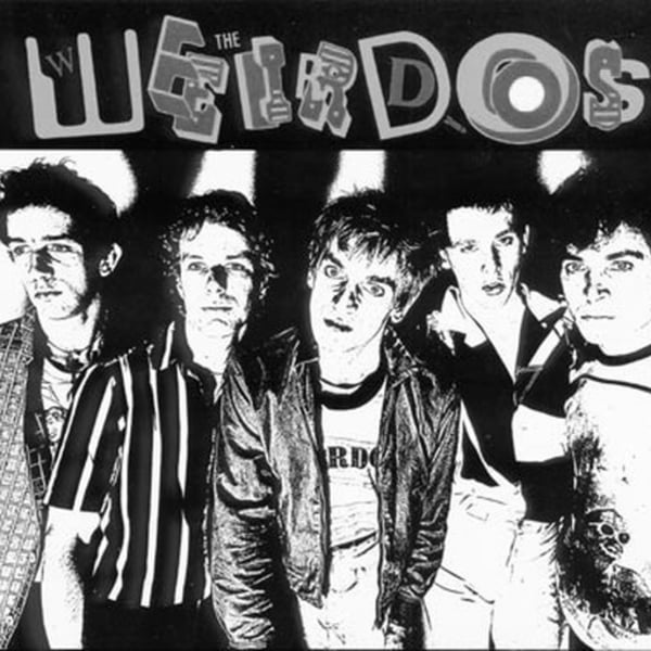 The Weirdos at New Cross Inn promotional image
