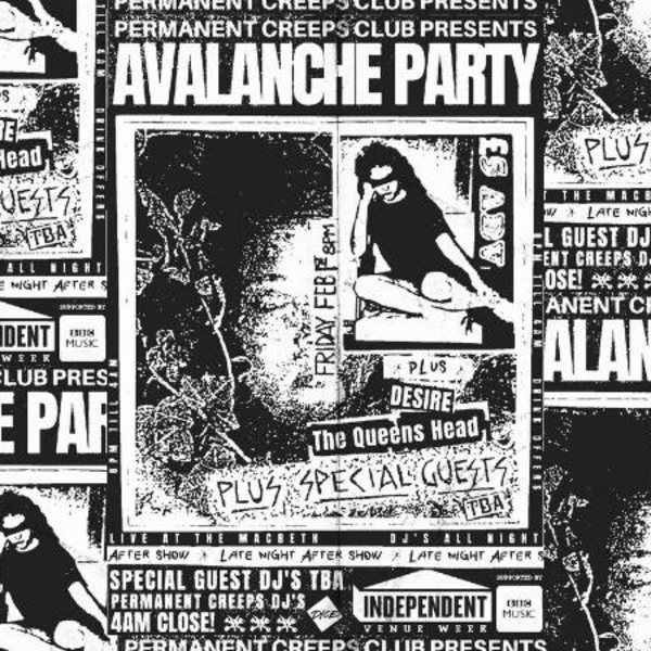 AVALANCHE PARTY @ The Macbeth >> Independent Venue Week at The Macbeth promotional image