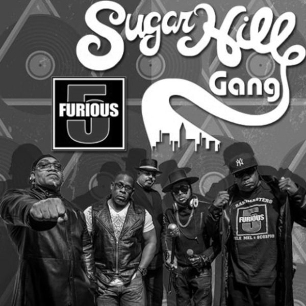 Sugar Hill Gang + Furious 5 - Celebrating 40 years of 'Rappers Delight' at New Cross Inn promotional image