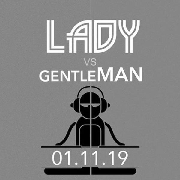 LADY vs GentleMAN at Folklore promotional image