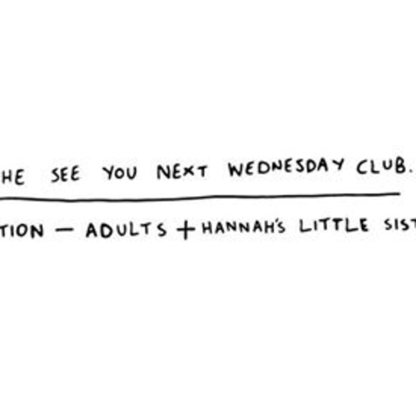 The CUNW Club - Hannah's Little Sister // adults at Sebright Arms promotional image