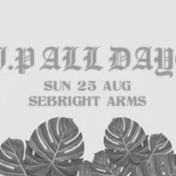 D.I.P ALL DAYER at Sebright Arms promotional image
