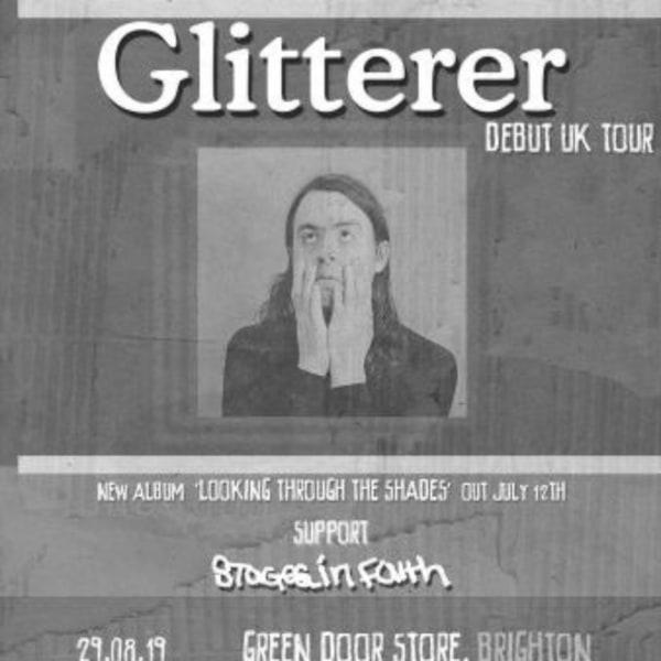 GLITTERER at New Cross Inn promotional image