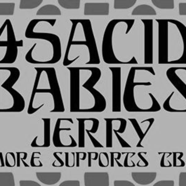 Egyptian Elbows Giveth: 45Acidbabies, Jerry (support TBA) at The Old Blue Last promotional image