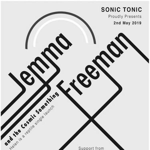 Jemma Freeman & The Cosmic Something + Scrounge + Eyesore & The Jinx  at Windmill Brixton promotional image