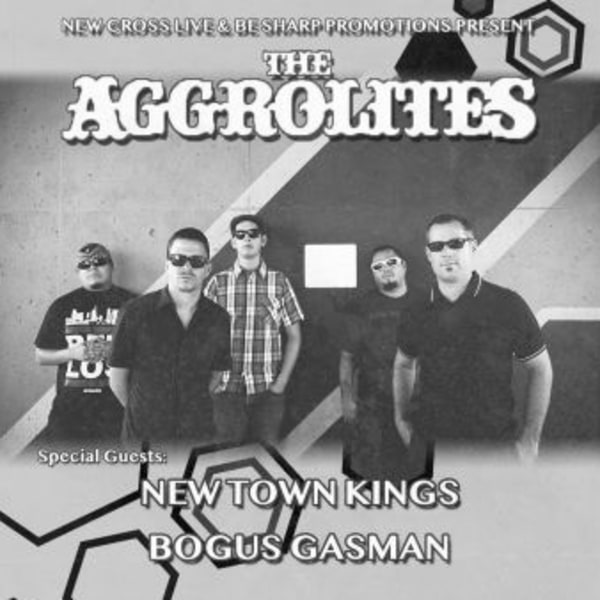 The Aggrolites at New Cross Inn promotional image