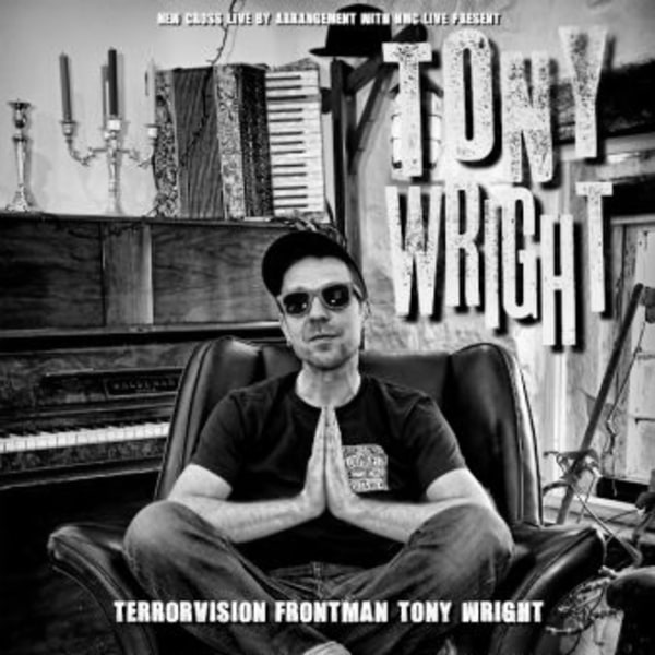 Tony Wright (of Terrorvision) at New Cross Inn promotional image