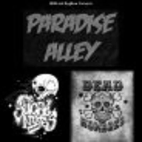Paradise Alley + The Suicide Notes + Dead Hombres + Above/Below at Dublin Castle promotional image