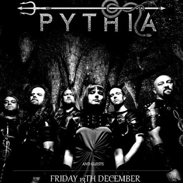 Retribution Alive: Pythia + guests at The Macbeth promotional image