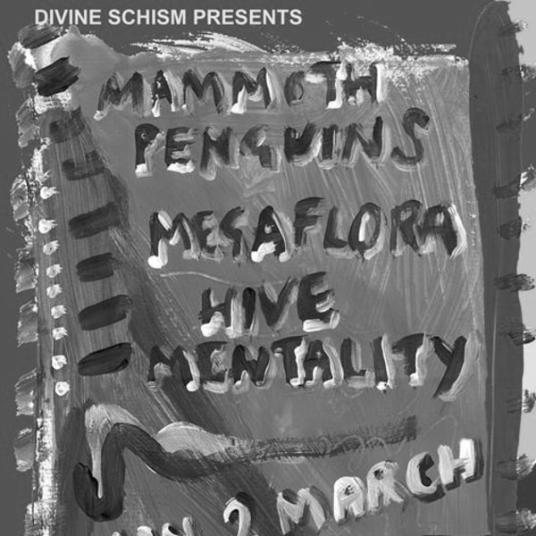 Divine Schism: Mammoth Penguins SXSW Fundraiser in London! at The Victoria promotional image