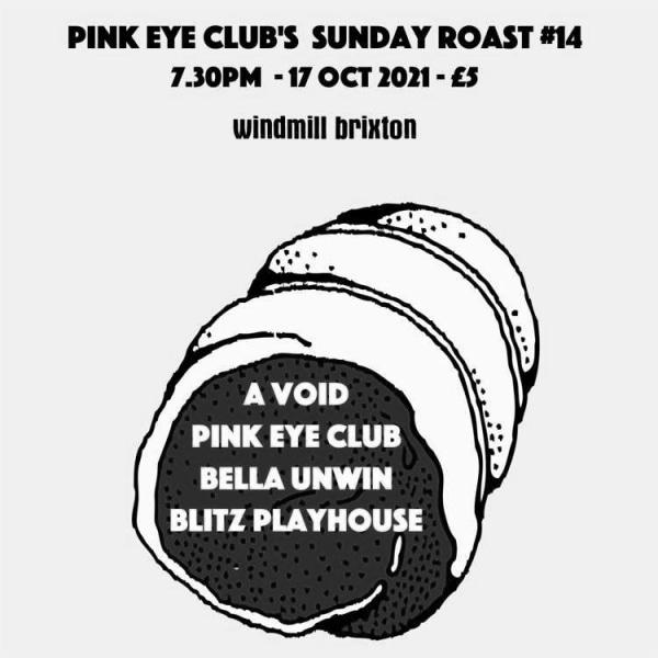 A Void, Pink Eye Club, Bella Unwin, Blitz Playhouse  at Windmill Brixton promotional image