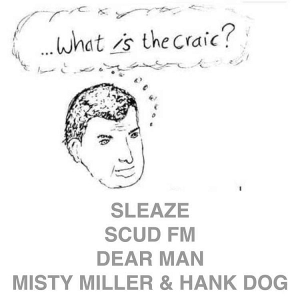 """""""Sleaze In The Green""""  at Windmill Brixton promotional image"""