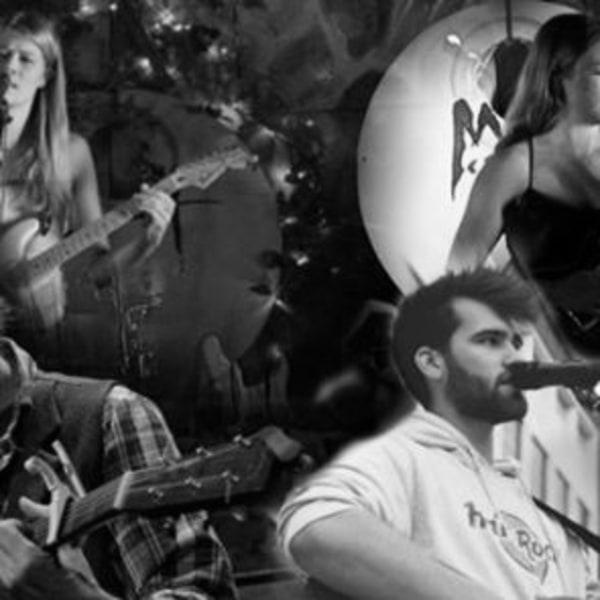 Steve Folk, Eliza Burrow, Joel Winterflood, Live at Folklore at Folklore promotional image
