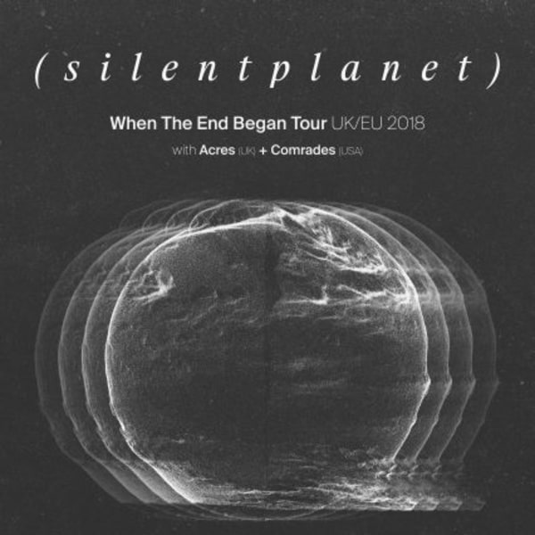 Silent Planet at New Cross Inn promotional image