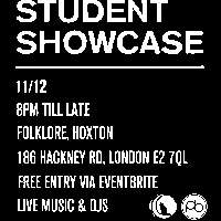 End of Term Student Showcase at Folklore promotional image