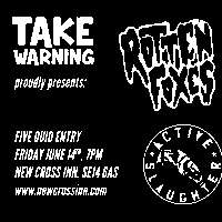 Jawless / Rotten Foxes/ Active Slaughter / Circle None at New Cross Inn promotional image