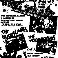 The Primitive Club- King Salami, The Hurricanes, The Voo-Dooms. at The Fiddler's Elbow promotional image
