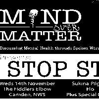 Mind Over Matter: Stop Stigma at The Fiddler's Elbow promotional image