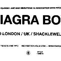 Bad Vibrations presents: Viagra Boys at Shacklewell Arms promotional image