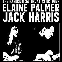 New Roots Double Bill: Elaine Palmer / Jack Harris at The Harrison promotional image