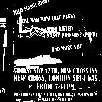 Good-Will Gesture: Benefit Show / Birthday Party at New Cross Inn promotional image