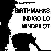 1234 presents Birthmarks / Indigo Lo / MINDPiLOT at The Victoria promotional image