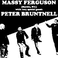 Massy Ferguson (USA) + Peter Bruntnell  at Windmill Brixton promotional image