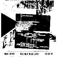 LUMER (Single Launch) + Cruelty & Autosuggestion at The Old Blue Last promotional image